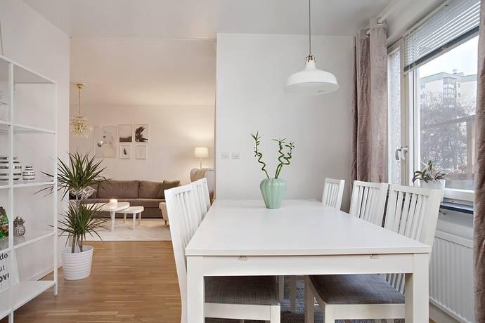 Bild: 1,5 rum bostadsrätt på Johan enbergs väg 50, UTEPLATS!, Solna kommun Västra Skogen