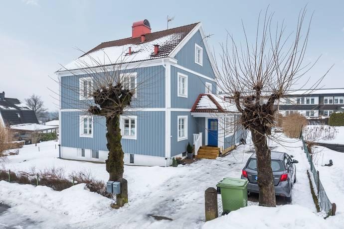 Bild: 10 rum villa på Ekkullagatan 3, Borås kommun Trandared