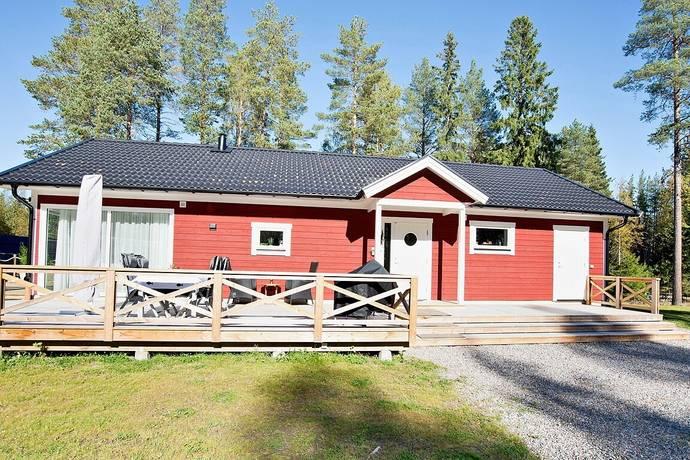 Bild: 2 rum villa på Lastgrundsvägen 26, Piteå kommun Renön