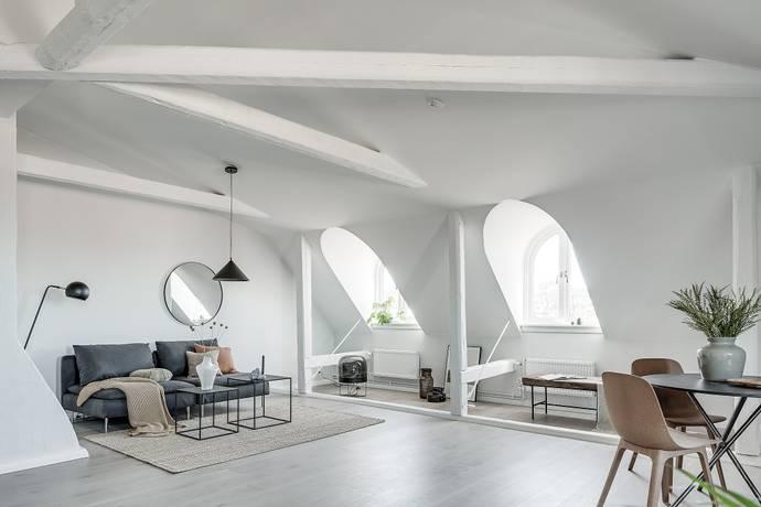 Bild: 3 rum bostadsrätt på Vasagatan 33, Göteborgs kommun Vasastaden