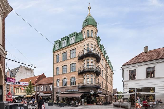 Bild: 5 rum bostadsrätt på Storgatan 42, Halmstads kommun Centrum