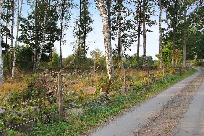 Bild: tomt på Gundlered, Vårgårda kommun Asklanda - Gundlered