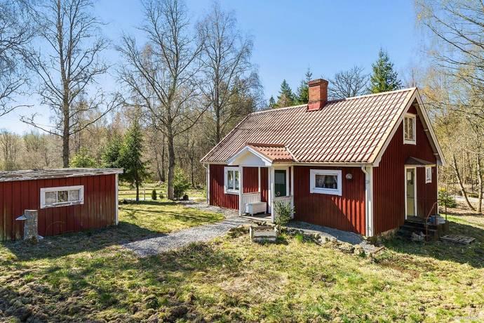 Bild: 3 rum villa på Gyngamålavägen 201, Karlshamns kommun Gyngamåla