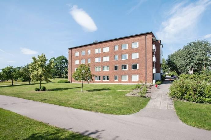 Bild: 1 rum bostadsrätt på Bangatan 25, Västerås kommun Gideonsberg