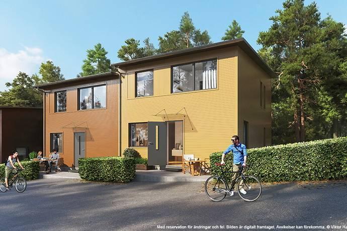 Bild: 5 rum radhus på Vega Allé 131, Haninge kommun Haninge/Vega