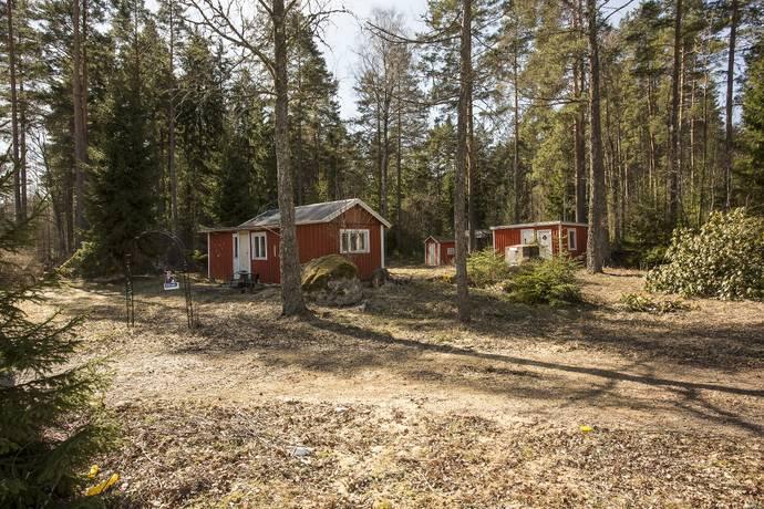 Bild: 2 rum fritidshus på Tjusebotorp 602 (stuga nr 45), Örebro kommun