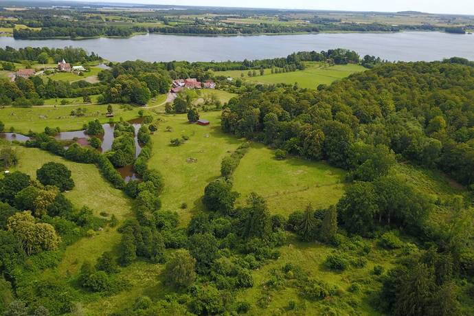 Bild: tomt på 12 st Tomter vid Råbelövssjön, Kristianstads kommun Råbelövssjön