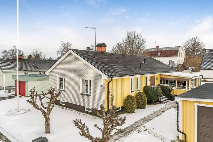 Bild: 4 rum villa på Folkungagatan 10, Värnamo kommun Amerikaområdet