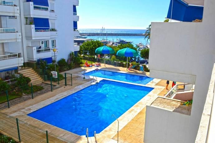 Bild: 3 rum bostadsrätt på Härlig lägenhet med närhet till havet, hamen och affärer i Estepona!, Spanien Estepona
