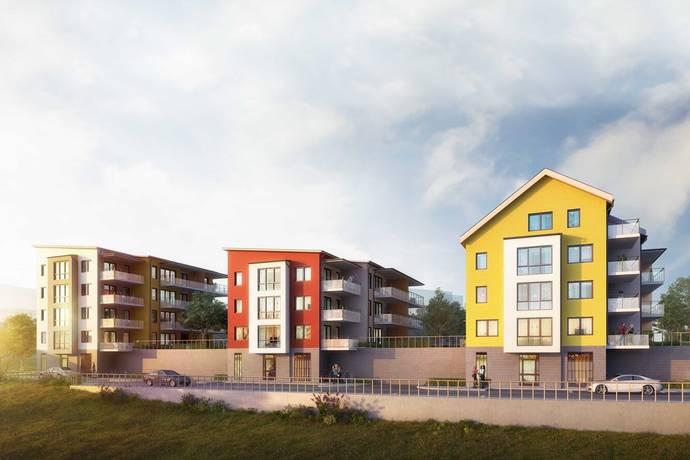 Bild: 3 rum bostadsrätt på Brf Mälarutsikten, lgh 5-1301, Strängnäs kommun Eldsund
