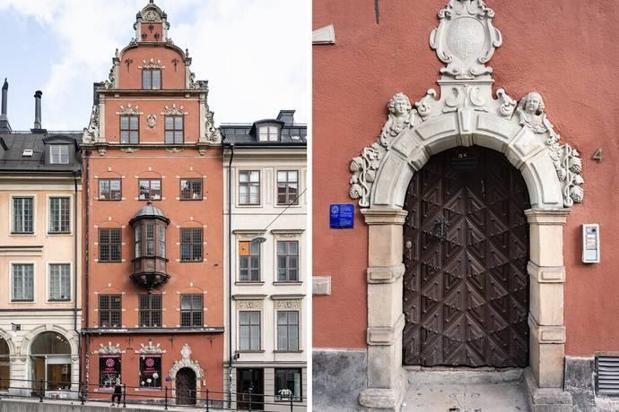 Bild: 10 rum bostadsrätt på Hornsgatan 4, Stockholms kommun Södermalm