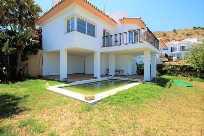 Bild: 4 rum villa på Costa del Sol, Mijas Costa, Spanien