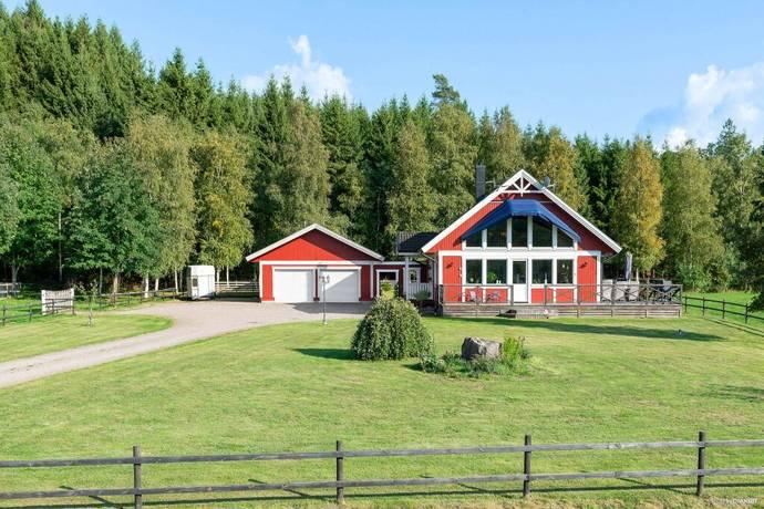 Bild: 4 rum villa på Rönnskog 105, Hylte kommun
