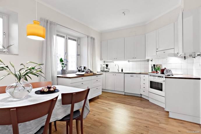 Bild: 4 rum bostadsrätt på Rudbecksgatan 43, Örebro kommun Centralt