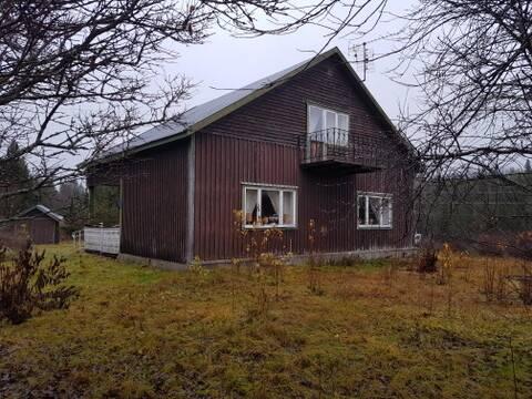 Bild: 3 rum gård/skog på Rundbacken 511, Timrå kommun Ljustorp