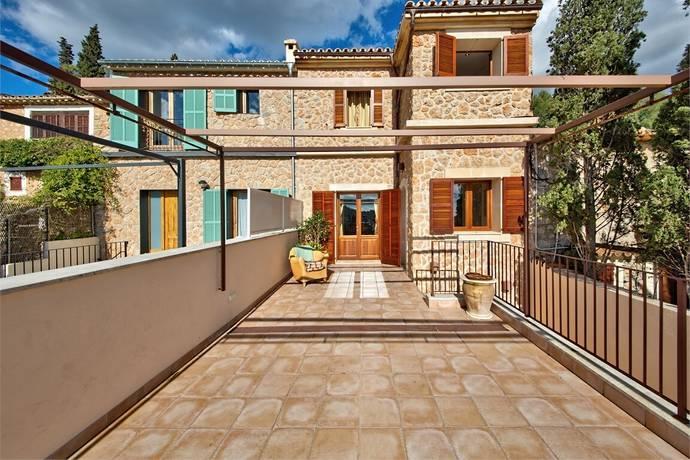 Bild: 3 rum bostadsrätt på Utsökt townhouse i Alaró, Spanien Alaró | Mallorca