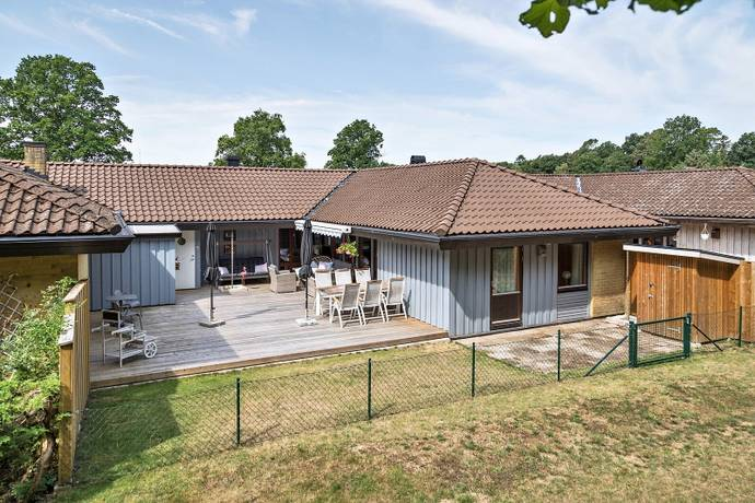 Bild: 3 rum villa på Vitsippevägen 14, Höörs kommun Ängsbyn