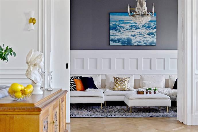 Bild: 4,5 rum bostadsrätt på Klostergatan 11, Lunds kommun Lund - Centrum