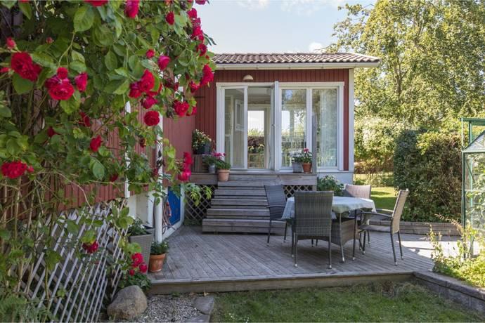 Bild: 4 rum villa på Marias väg 32, Kungälvs kommun Aröd