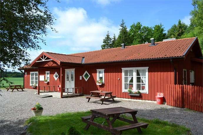 Bild: gård/skog på Del av Svecklingebyn 2, Melleruds kommun