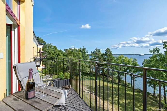 Bild: 3 rum bostadsrätt på Grenadjärsvägen 4, Vaxholms kommun Rindö