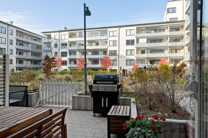 Bild: 3 rum bostadsrätt på Vingavägen 9, Stockholms kommun Enskededalen