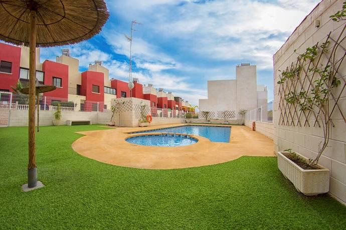 Bild: 3 rum radhus på Radhus i Torrevieja, ALICANTE, Spanien Torrevieja