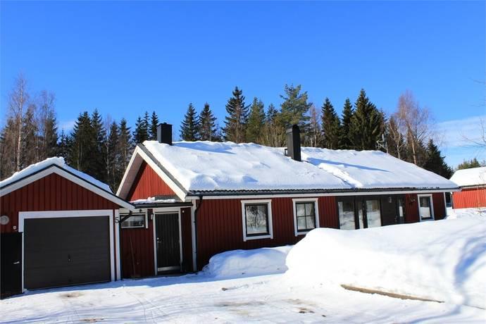 Bild: 6 rum villa på Grophamrevägen 5, Ljusdals kommun