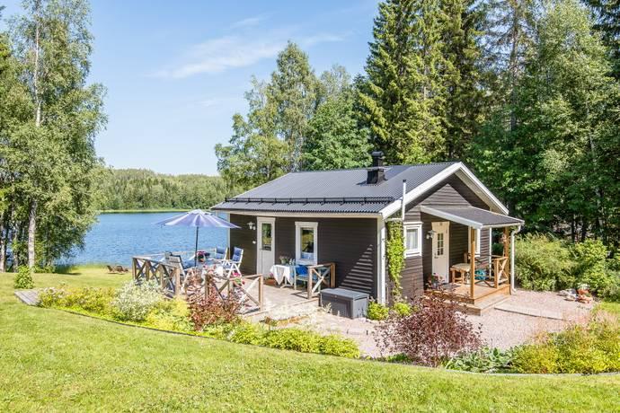 Bild: 2 rum fritidshus på Baggböle 222, Sundsvalls kommun