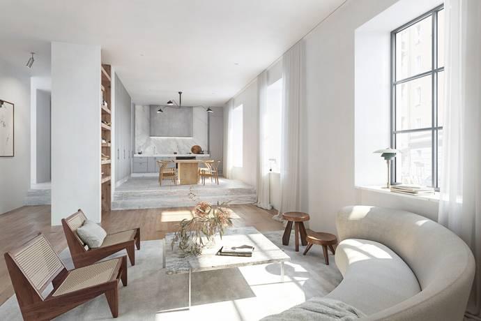 Bild: 6 rum bostadsrätt på Kommendörsgatan 5, Stockholms kommun Östermalm