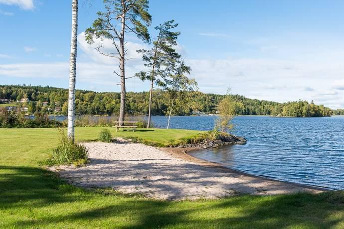 Bild: villa på Lövviken Lövudden 14, Aneby kommun Bunn