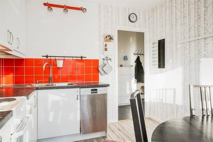 Bild: 1 rum bostadsrätt på Krondikesvägen 54 A, Östersunds kommun Tegelplan