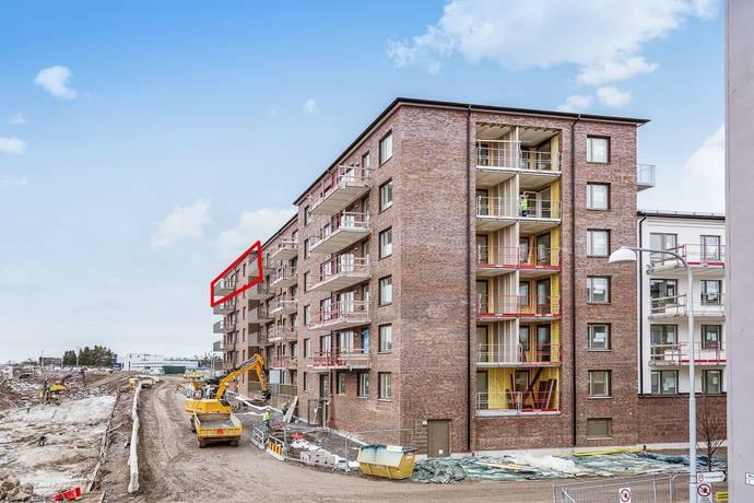 Bild: 4 rum bostadsrätt på Mäldgatan 6, Järfälla kommun Jakobsberg - Söderdalen