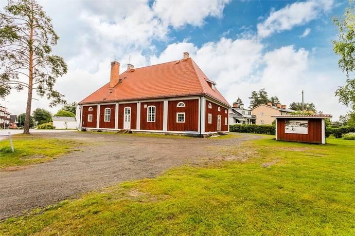 Bild: 540 m² övrigt på Folketshusvägen 12, Vansbro kommun Vansbro