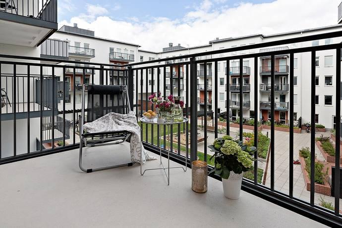 Bild: 5 rum bostadsrätt på Fridensborgsvägen 106, 3 tr, Solna kommun Järvastaden