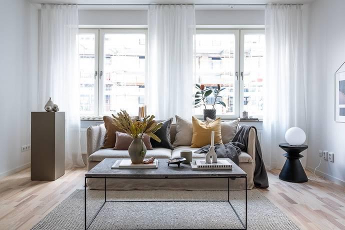 Bild: 2 rum bostadsrätt på Tideliusgränd 9, Stockholms kommun Katarina - Rosenlundshöjden