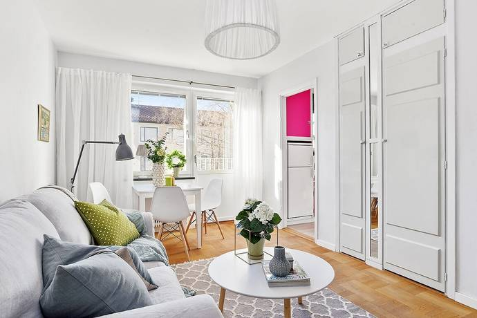 Bild: 2 rum bostadsrätt på Kubbegatan 27, Stockholms kommun Sköndal