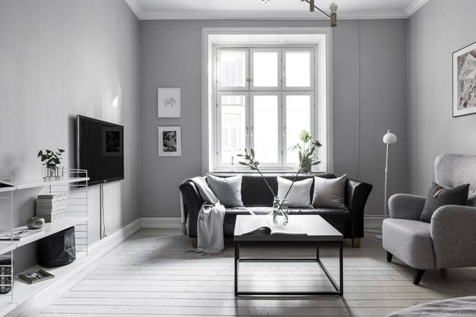 Bild: 2 rum bostadsrätt på Alströmergatan 4, Stockholms kommun Kungsholmen
