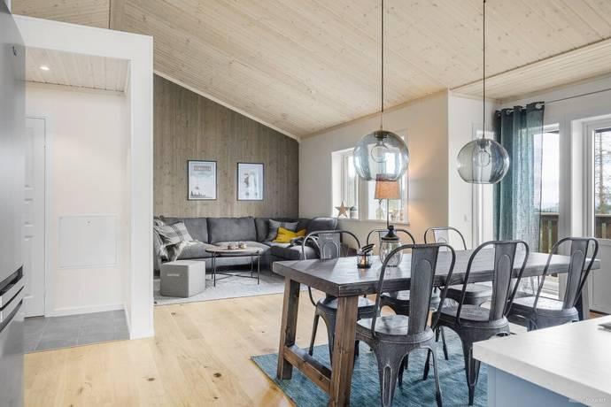 Bild: 4 rum bostadsrätt på Klockarfjällsvägen 50 A-D, Härjedalens kommun Vemdalsskalet/Klockarfjället