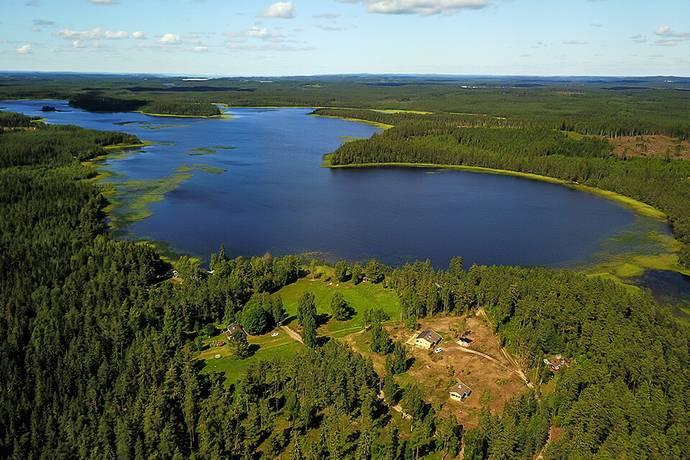 Bild: tomt på Löveryd, Vaggeryds kommun