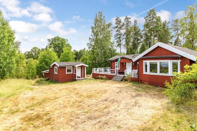 Bild: 3 rum fritidshus på Smultronstigen 88, Strängnäs kommun RINGSÖ