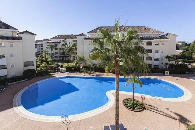 Bild: 4 rum bostadsrätt på Fin lägenhet med tre sovrum i Hacienda Playa!, Spanien Marbella - Elviria
