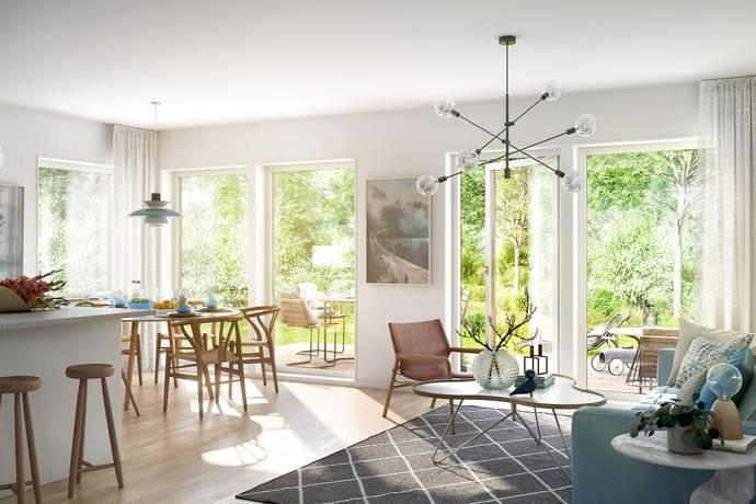 Bild: 6 rum villa på Stormansvägen 14, Sollentuna kommun Väsjön