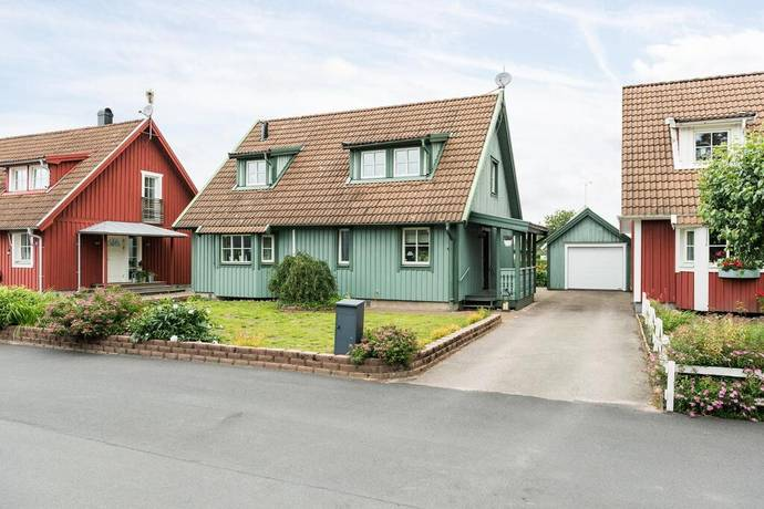 Bild: 5 rum radhus på Farmvägen 13, Värnamo kommun Forsheda
