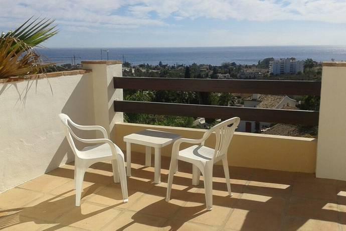 Bild: 5 rum bostadsrätt på Fint radhus i Marbella med utsikt över havet!, Spanien MARBELLA