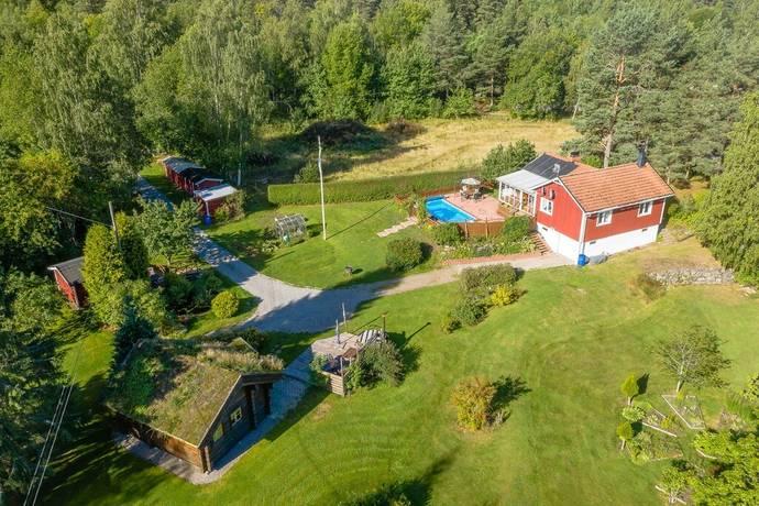 Bild: 4 rum villa på Södra Väsby 3, Södertälje kommun Gnesta