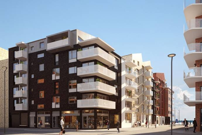 Bild från Redaregatan