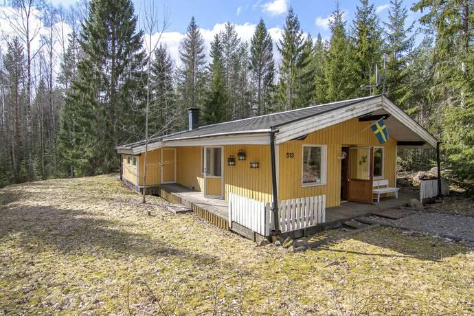 Bild: 4 rum fritidshus på Österängarna 513, Karlstads kommun
