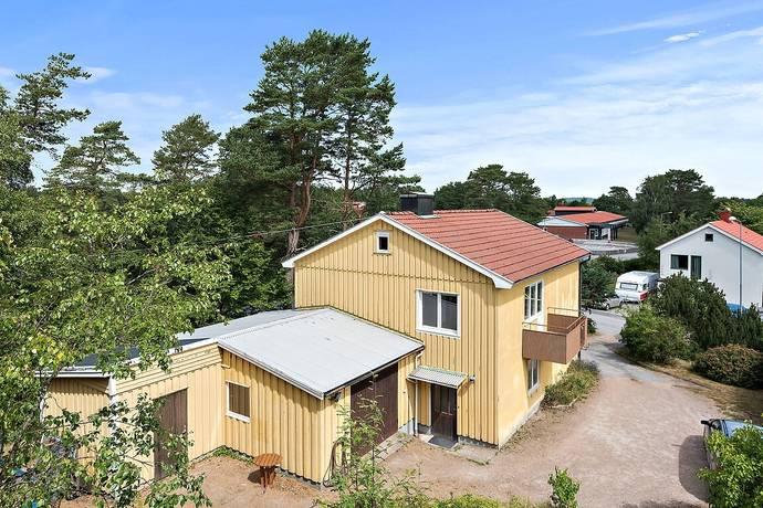 Bild: 4 rum villa på Höjdvägen 2, Lysekils kommun