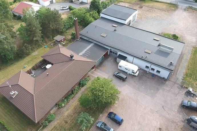 Bild: 6 rum villa på Blockgatan 21, Emmaboda kommun Lindås